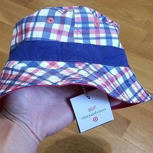 Vineyard Vines REVERSIBLE Bucket Hat
